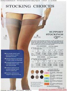 Vintage Stockings, Stockings Legs, Stockings Lingerie, Support Stockings, 1970s Cartoons, Vintage Underwear, Waist Cincher Corset, Stocking Tops, Waist Training Corset