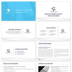Powerpoint template design for digital advertising agency by find this pin and more on logo design ppt template toneelgroepblik Choice Image