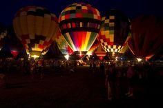 Baton Rouge Balloon Festival 2010 by darrellrhodesmiller, via Flickr
