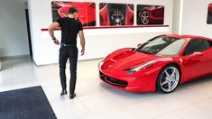 My new Car | Taking Delivery of my Ferrari 458 Italia  Me on Patreon: https://ift.tt/2yKQZnf  My Product Recommendations: https://ift.tt/2ByqqUl  Top 5 Fragrances for Men: http://amzn.to/2yBNsWk  Top 5 Perfumes for Women: http://amzn.to/2zCqcYA  Add me on Social Media: Jeremy Fragrance