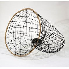 Sculpture by Martin Puryear.  One of my favorite sculptors ever.