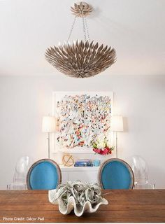 FREE SHIPPING. Purchase the Crystorama Broche Chandelier in Antique Silver today…