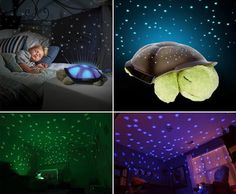 Twilight Turtle Constellation Learning Lamp | DIY Cozy Home