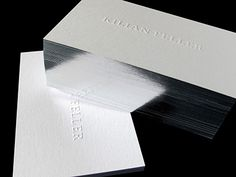 Minimalist Business Cards Inspiration | Circlebox Blog