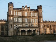 Moundsville Penitentiary, West Virginia - The 20 Most Haunted Places in the U.S. and U.K.