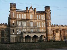 Moundsville Penitentiary, West Virginia