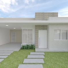 Habitações  por Aline Bassani Arquitetura