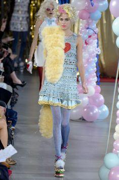 Meadham Kirchhoff at London Fashion Week Spring 2012 - Runway Photos