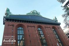 The Harold Washington Library, at State and Congress, is a wedding and event venue worthy of royalty. It's a favorite performance venue for the Chicago wedding DJ professionals at Fourth Estate Audio. http://www.discjockey.org/harold-washington-library/