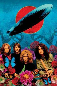Led Zeppelin #artsyfartsy
