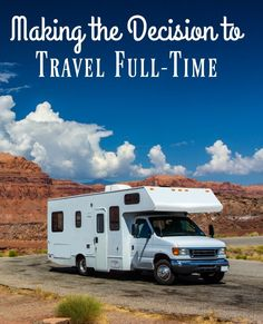Have you ever wanted to travel full-time or travel full-time RV living? You should! See why we are and when our launch date is!