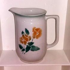 Arabian ST-mallin kaadin 1L piippuleima Finland, Cupboard, Nostalgia, Cups, Plates, Tableware, Vintage, Design, Historia
