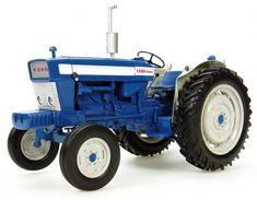 Tractors For Sale, Classic Tractor, 1964 Ford, Ford Tractors, Blue Palette, Farm Toys, Vintage Tractors, New Holland, Ford Models