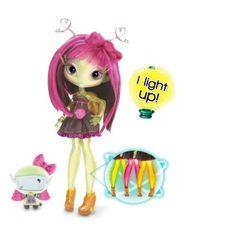 MGA Novi Stars Doll - Alie Lectric. $14.