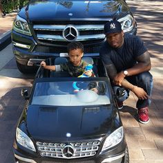 Welcome to Duisaf's Blog : Popular Rapper Buys His Son A Mini Mercedes Benz A...