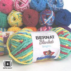 Bernat - Blanket Brights