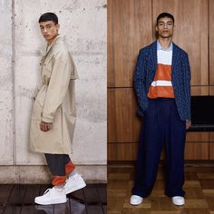 2,991 vind-ik-leuks, 10 reacties - PAUSE Magazine (@pause_online) op Instagram: 'Casely-Hayford Spring/Summer 2018 Collection - Go to pausemag.co.uk to see more @pause_online'