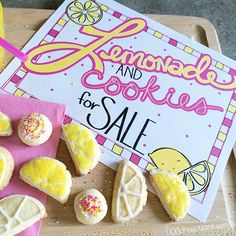 I have lemonade stand printables for you today! As soon as summer break starts, my kids are outside hosting their own lemonade stand. They love to come up with fun ideas for the signs and different treats to sell with their drinks. it's turning into a regular neighborhood concession stand! Last year I shared a fun... Read More