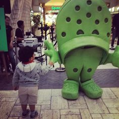 At the Crocs Shamaal Activation Event!