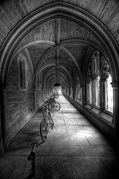 gothic and bikes, uncredited and untraceable on tumblr, of course