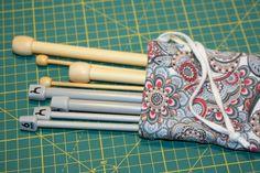 Bolsa Para Moldes - Knitter Bag - Bolsa Multiusos de LaCostureraGalactic en Etsy