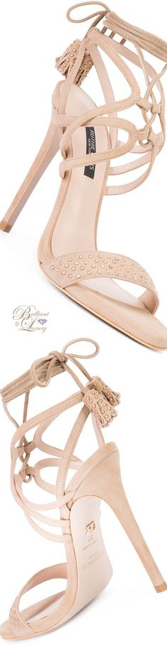 Brilliant Luxury by Emmy DE ♦ Ruthie Davis 'Willow' Sandals