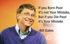 MAISHA NA AFYA: 20 POWERFUL INSPIRATIONAL QUOTES FROM BILL GATES
