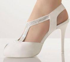 Zapatos de novia - Foro Belleza - bodas.com.mx