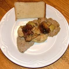 #recipe #food #cooking Veal Forestiere