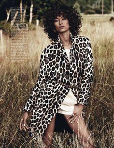 Anais Mali by Giampaolo Sgura for Vogue Paris November 2013 7