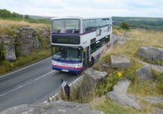 A Bus Journey From Sheffield Out Into The Nearby Peak District Has Been Rated As One  C2 B7 South Yorkshire