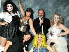 In October we held our annual Divalicious Monster's Ball event with tribute acts including Gary Barlow, Jessie J, Jamiriqui and Lady Gaga. Gary Barlow, Jessie J, October 2013, Lady Gaga, Halloween Face Makeup, Events, Lady Gaga Fashion