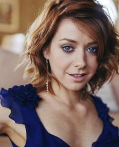 Once Upon A Time Actresses | alyson hannigan measurements