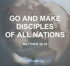 """Whoever wants to be my disciple must deny themselves and take up their #cross and #follow me."" #Matthew 16:24 - Are you a disciple of #Christ?"