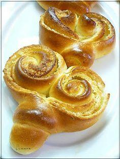 Limara péksége: Kókuszos és diókrémes kelt szívek ( Hungarian) Coconut Cream and Nut Supplied Hearts