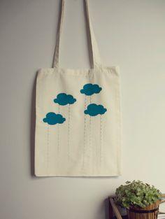 Tote Bag Clouds by ColadeconejoSpain