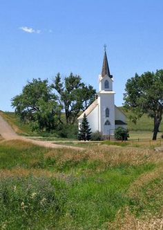 Lutheran Church, Sims, North Dakota