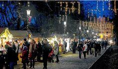 L' Albero di Natale: Il magico 'Paese di Natale' a Govone