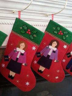 Sister Missionary Stockings MissionaryMommaMall.com