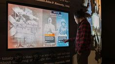 @electrosonicav  Designs and Installs interactive #Multimedia Appeasement Exhibit for The Museum of Tolerance