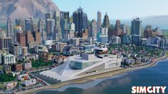SimCity 2013 preview