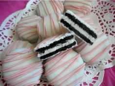 Chocolate Covered Oreos