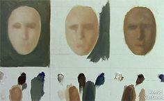 Pintar al oleo.net – Cursos Gratis de Dibujo y Pintura al oleo en videos