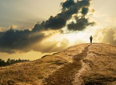 View top-quality stock photos of Man Walking Under Dramatic Clouds Over Grassy Rural Hill. Find premium, high-resolution stock photography at Getty Images. Desmond Tutu, Aquarius Love Compatibility, Sagittarius, Conference Talks, In His Presence, Butterfly Photos, Church History, Latter Day Saints, Savior