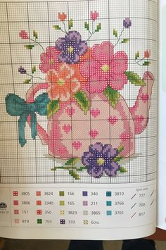 1 million+ Stunning Free Images to Use Anywhere Cross Stitch Kitchen, Cross Stitch Heart, Cross Stitch Cards, Cross Stitch Flowers, Counted Cross Stitch Patterns, Cross Stitch Designs, Cross Stitching, Hand Embroidery Art, Cross Stitch Embroidery