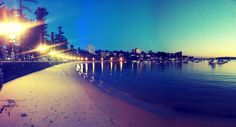 Sunset in Manly Australia  #lovemanly #mymanly
