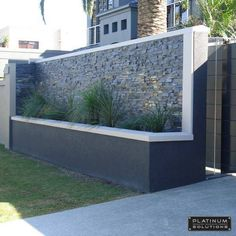 7 Refined Cool Tips: Front Fence Picket fence and gates front yard.Old White Fence patio fence ideas. Front Yard Fence, Farm Fence, Fenced In Yard, Dog Fence, Horse Fence, Fence Landscaping, Backyard Fences, Concrete Fence Wall, Glass Fence