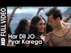 "Presenting the full video for the title song from the film Har Dil Jo Pyar Karega"" Song - Har Dil Jo Pyar Karega Film - Har Dil Jo Pyar Karega Singer - Udit . Udit Narayan, Video Full, Big Big, Bollywood Songs, Mp3 Song Download, Salman Khan, Love Songs, Singer, Film"