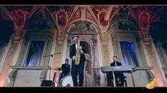 """ALMA PROJECT - GB Sax Drums HAMMOND TRIO - """"Cantaloupe Island"""" (Herbie Hancock, 1964) - Villa Corsini di Mezzomonte"""