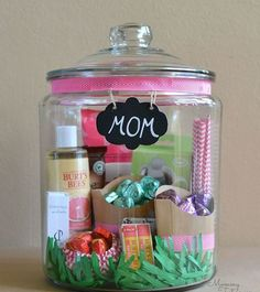 Ideas birthday diy cheap homemade gifts for 2019 Easy Diy Mother's Day Gifts, Homemade Gifts For Mom, Diy Gifts To Make, Diy Mothers Day Gifts, Mother's Day Diy, Gifts For Kids, Happy Mothers, Mothers Day Present, Ideas For Mothers Day